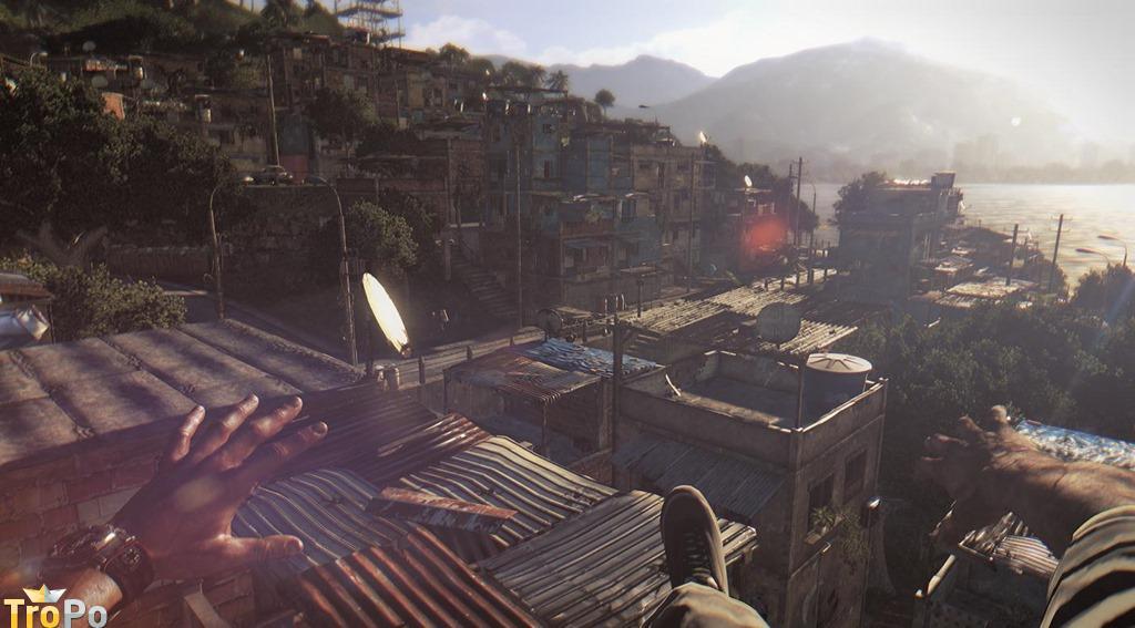 Самые первые скриншоты грядущей новинки Dying Light-1