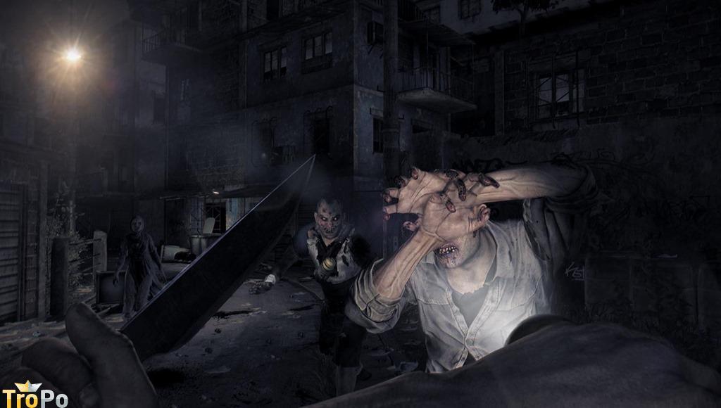 Самые первые скриншоты грядущей новинки Dying Light-5