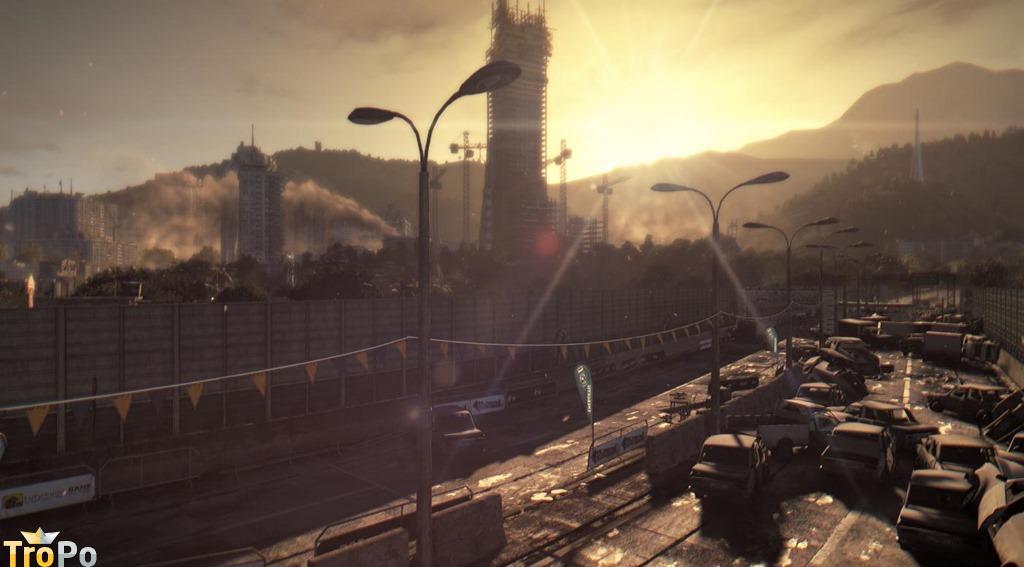 Самые первые скриншоты грядущей новинки Dying Light-6