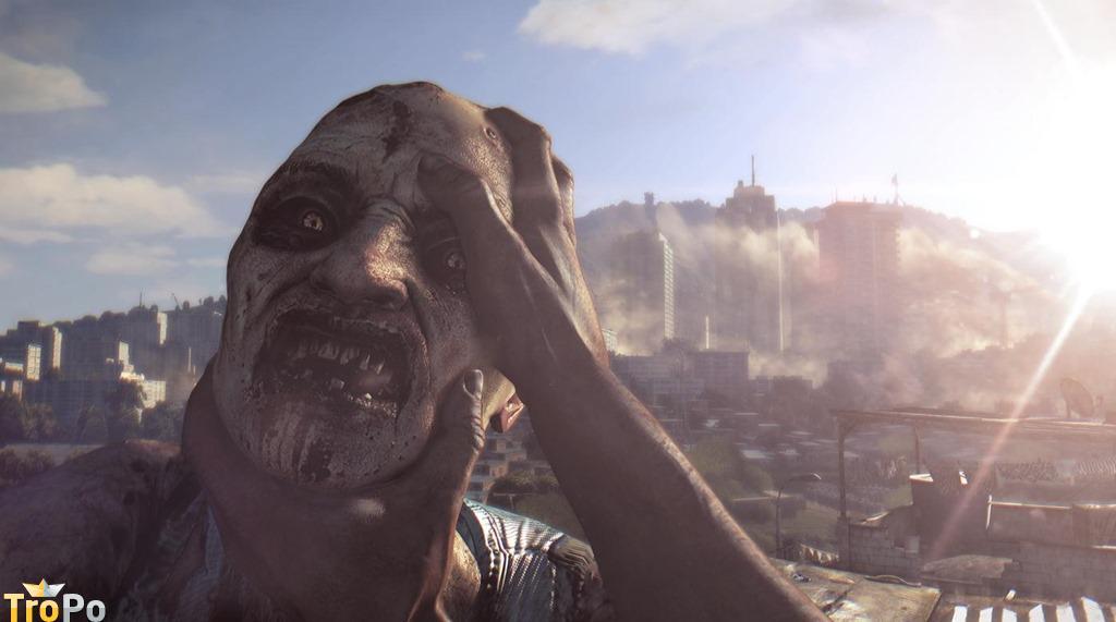 Самые первые скриншоты грядущей новинки Dying Light-7