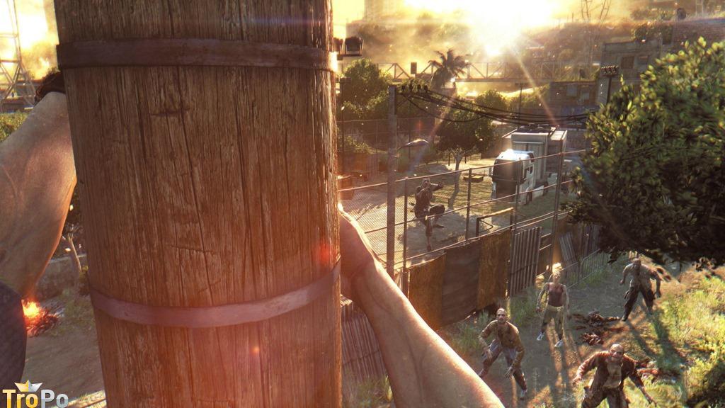 Второй парт скриншотов Dying Light-1