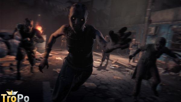 Второй парт скриншотов Dying Light-2