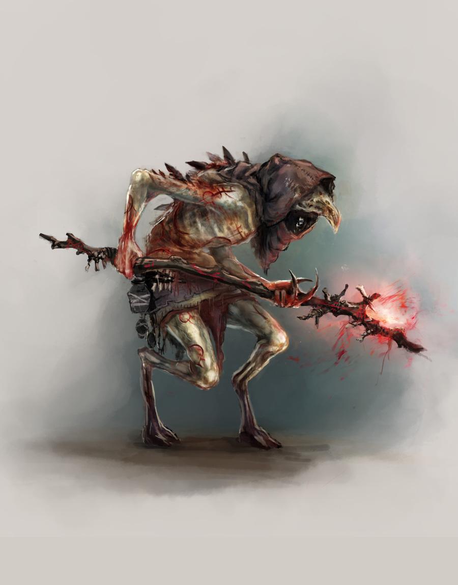 20-минутный геймплей Hellraid-2