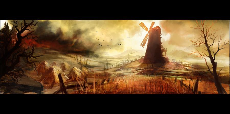 Геймплеерный трейлер Hellraid с E3 2014-3
