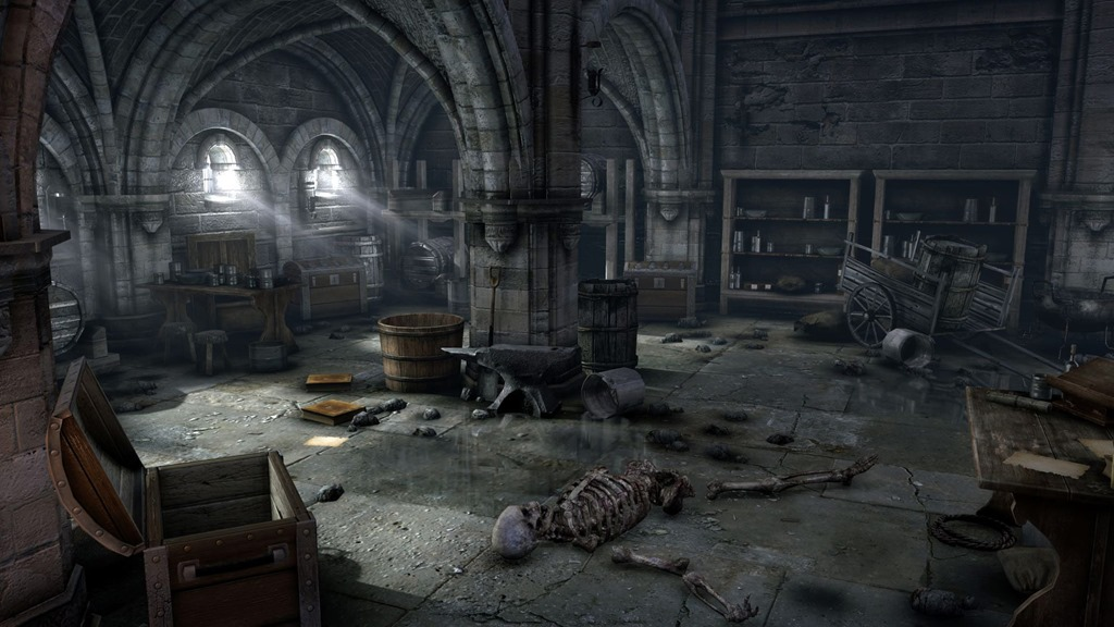 Скриншоты грядущего Hellraid-1