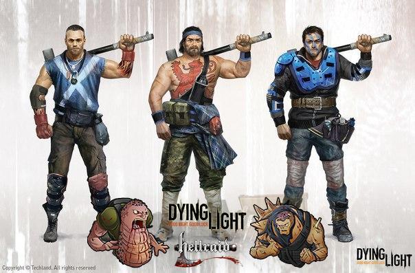 Концепт арты Dying Light от Вальдека Каминского-13