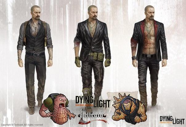 Концепт арты Dying Light от Вальдека Каминского-15