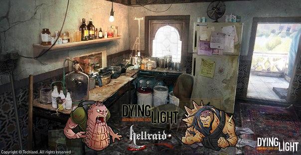 Концепт арты Dying Light от Вальдека Каминского-18