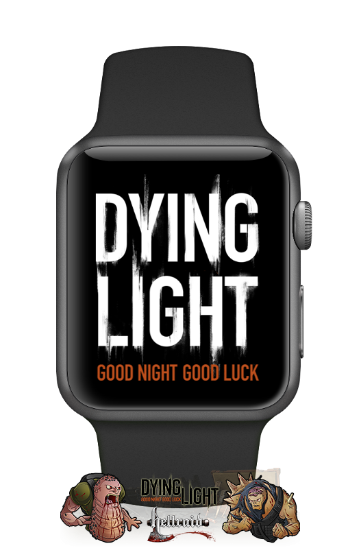 Концепт Apple Watch с прошивкой Dying Light-1