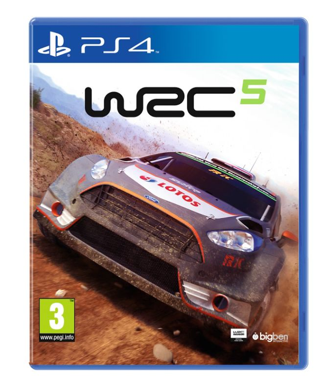 Techland станет издателем WRC 5 в Польше-1