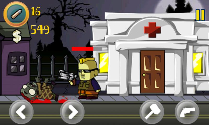 Поиграйте в Zombie Village, если станет скучно-4
