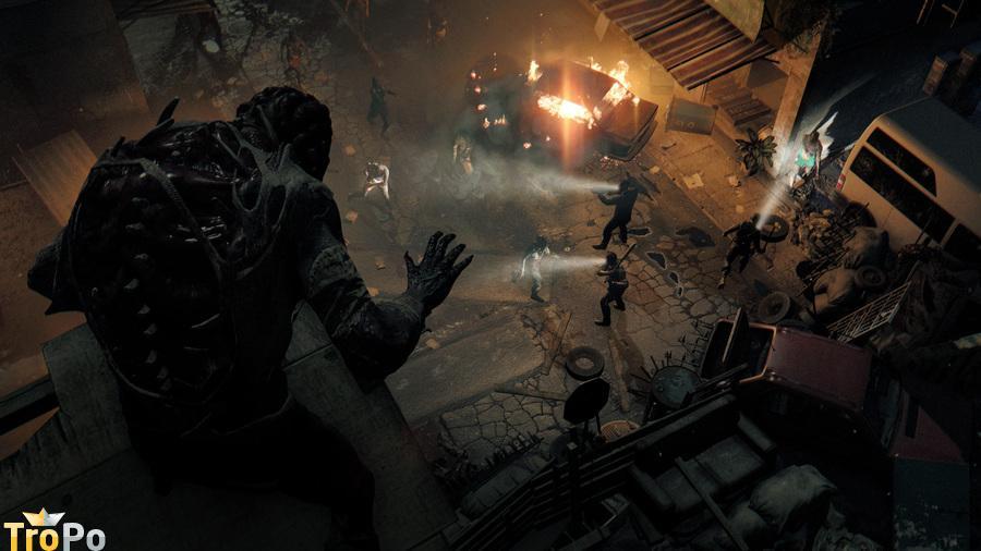 Режим Be The Zombie в Dying Light-1