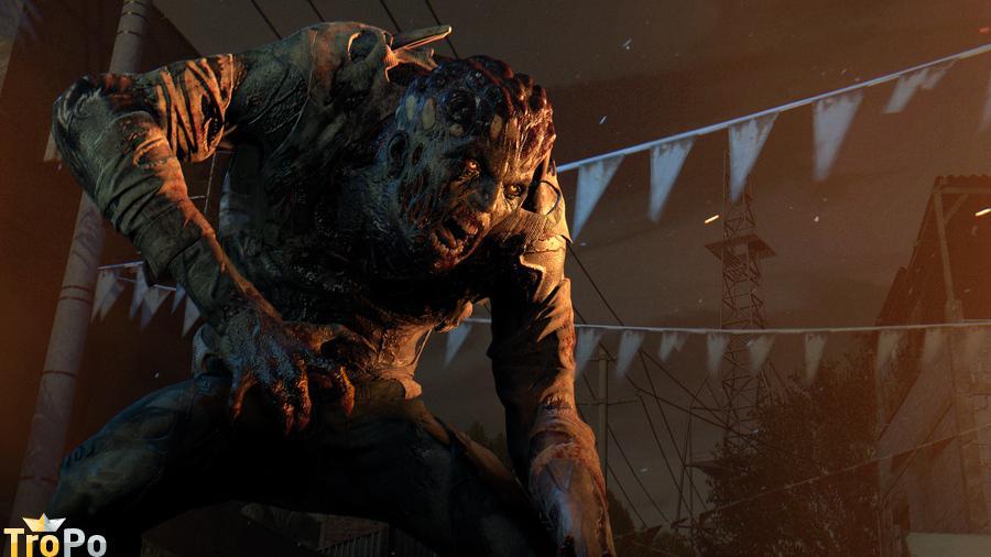 Режим Be The Zombie в Dying Light-2