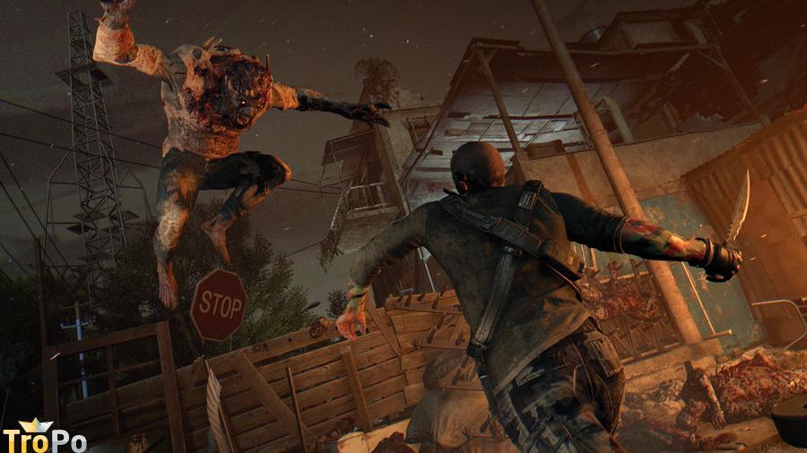 Режим Be The Zombie в Dying Light-3