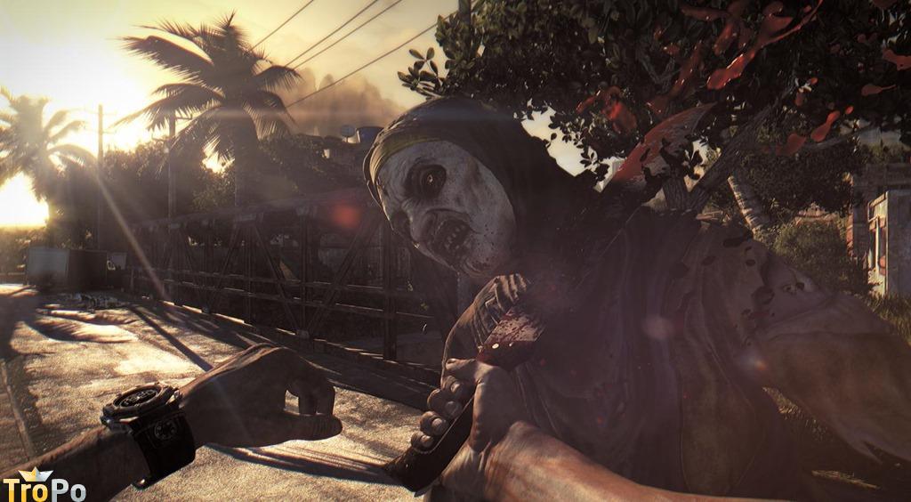 Самые первые скриншоты грядущей новинки Dying Light-4