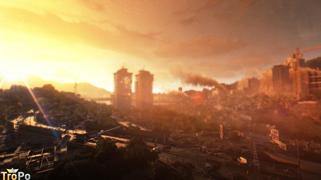 Второй парт скриншотов Dying Light-3
