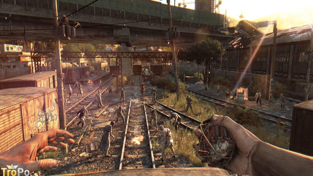Второй парт скриншотов Dying Light-4