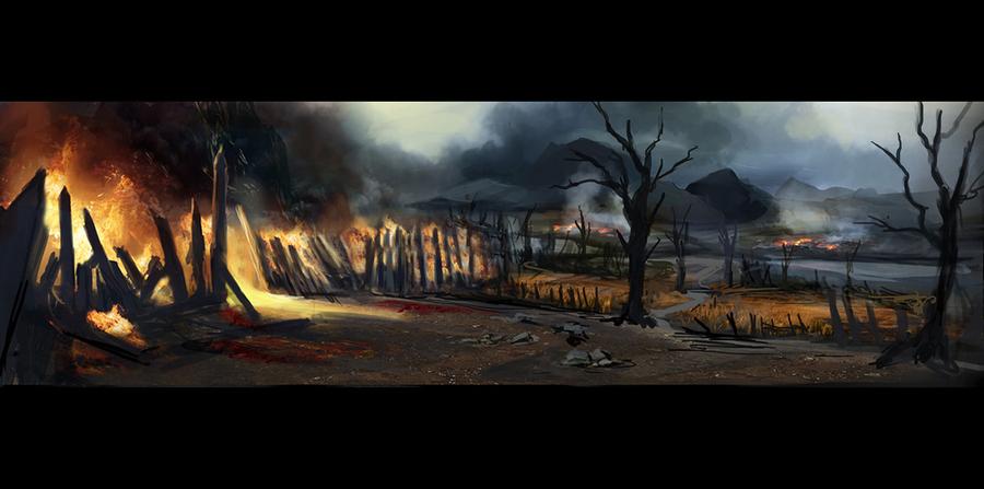 Геймплеерный трейлер Hellraid с E3 2014-2