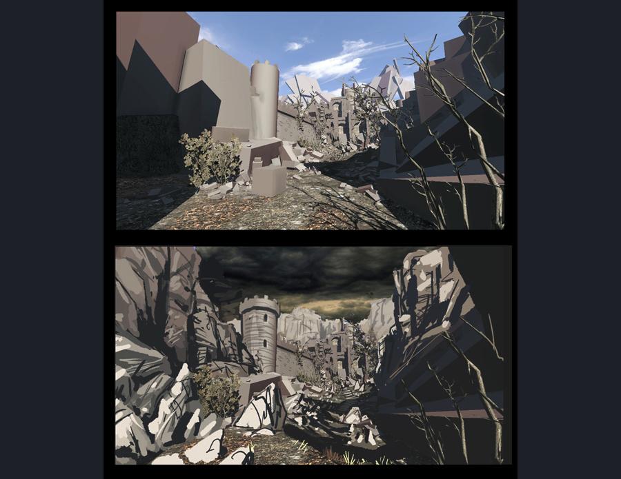 Геймплеерный трейлер Hellraid с E3 2014-4
