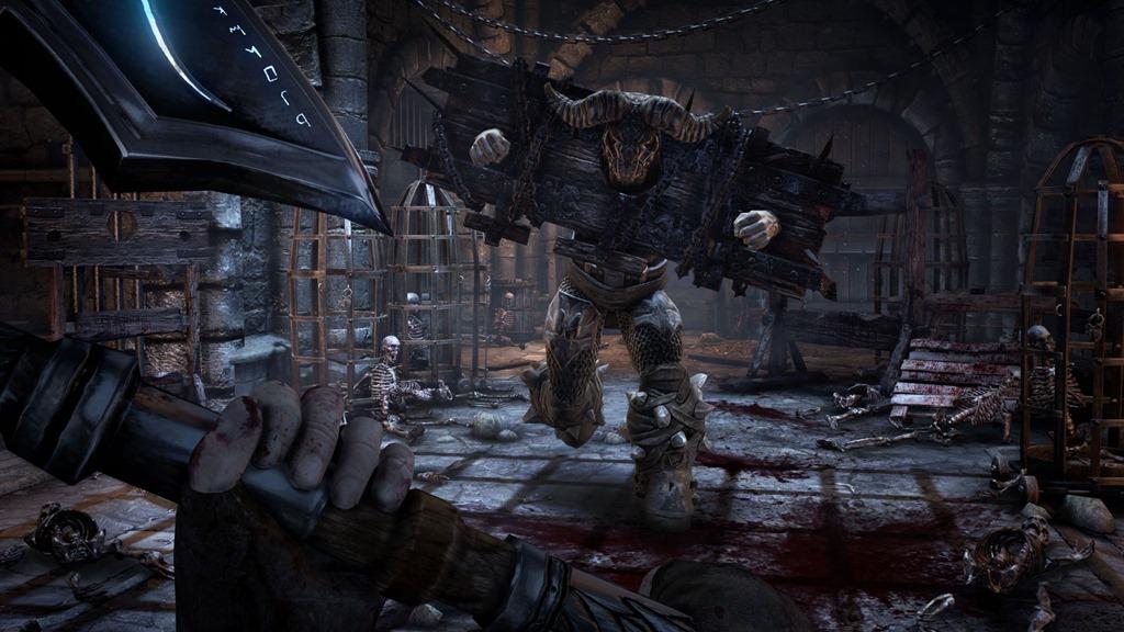 Скриншоты грядущего Hellraid-4