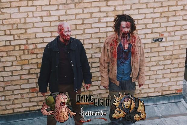 Качественное фан-видео Dying Light от британцев-4
