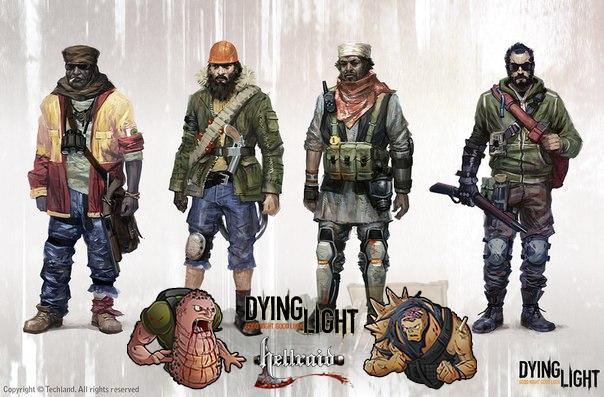 Концепт арты Dying Light от Вальдека Каминского-12