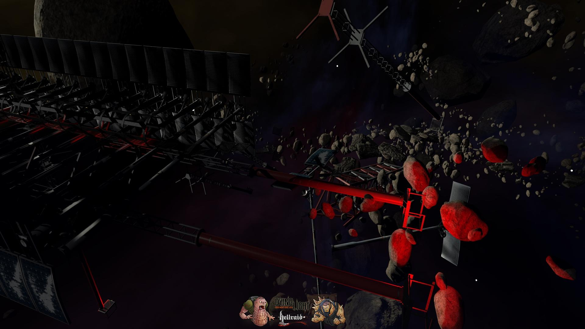 Dying Space - необычный мод для Dying Light-2