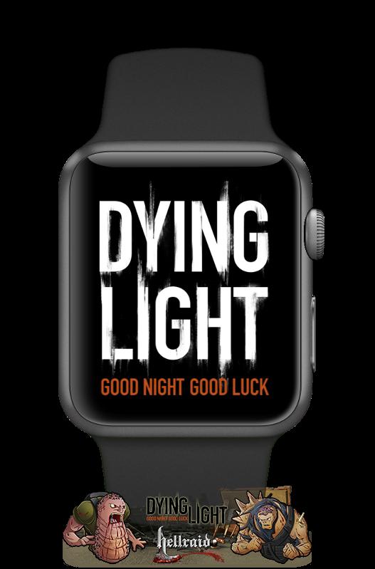 Концепт Apple Watch с прошивкой Dying Light-1