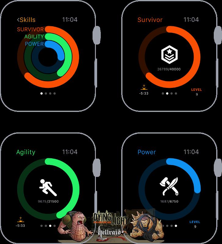 Концепт Apple Watch с прошивкой Dying Light-6