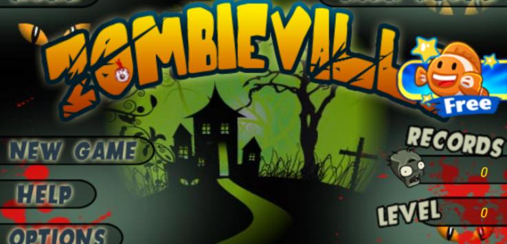 Поиграйте в Zombie Village, если станет скучно-1