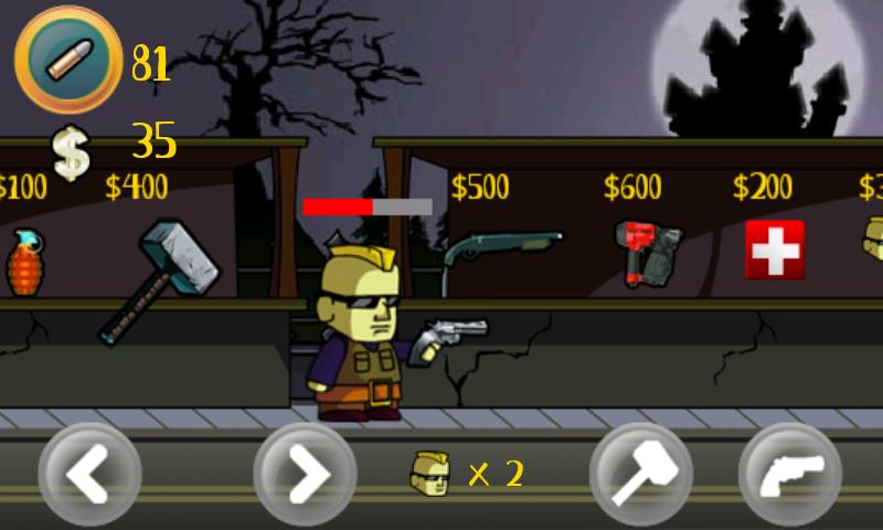 Поиграйте в Zombie Village, если станет скучно-2
